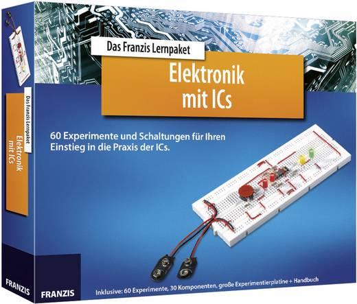 Lernpaket Franzis Verlag Elektronik mit ICs 978-3-645-65197-4 ab 14 Jahre