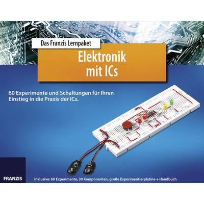 Lernpaket Franzis Verlag Elektronik mit ICs 978-3-645-65197-4 ab 14 Jahre Preisvergleich