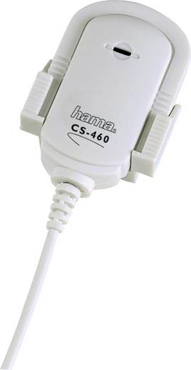 PC-Mikrofon Hama CS 460 MikroClip Kabelgebunden