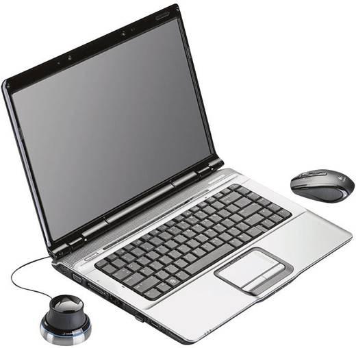 3Dconnexion SpaceNavigator für Notebooks 3D-Maus Optisch Schwarz