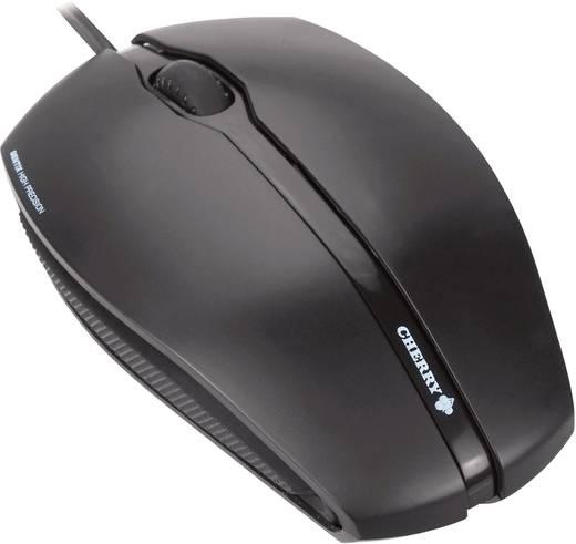 USB-Maus Optisch CHERRY Corded Optical Mouse Schwarz
