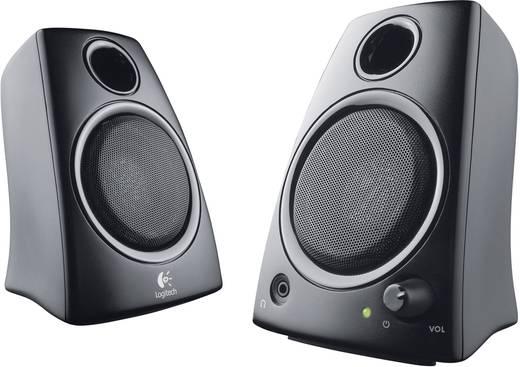 2.0 PC-Lautsprecher Kabelgebunden Logitech Z130 5 W Schwarz