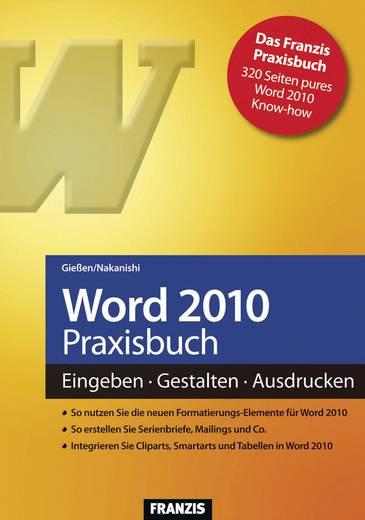 Franzis Word 2010 Praxisbuch