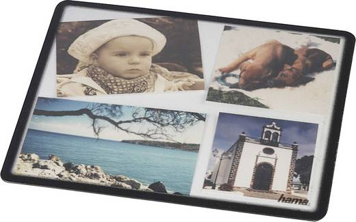 Mauspad Hama Foto-Pad Magic Transparent