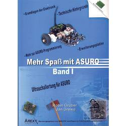 Kniha Arexx Mehr Spaß mit ASURO, Band 1 ARX-BUCH1D Vhodný pre: ASURO