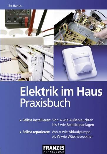 Elektrik im Haus Franzis Verlag 978-3-7723-4118-2
