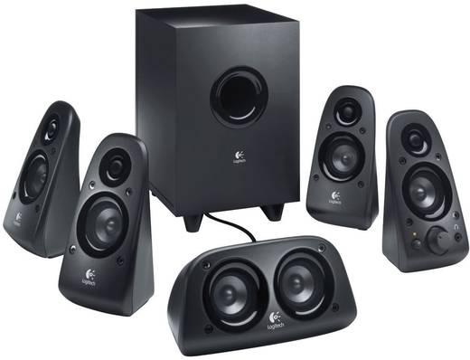 5.1 PC-Lautsprecher Kabelgebunden Logitech Z506 5.1 75 W Schwarz