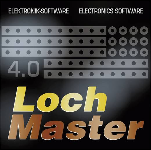 Lochmaster 4.0 Software