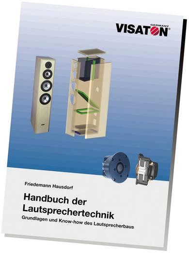 Handbuch der Lautsprechertechnik Visaton