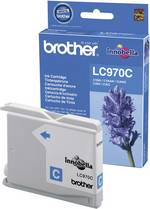 Cartouche d'encre Brother LC-970C cyan