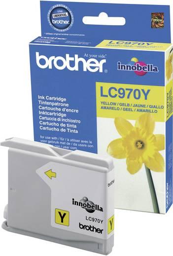 Brother Tinte LC-970 Original Gelb LC970Y