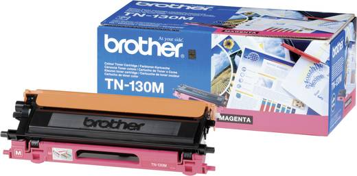 Brother Toner TN-130M TN130M Original Magenta 1500 Seiten