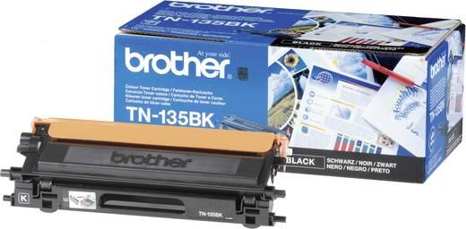Brother Toner TN-135BK TN135BK Original Schwarz 5000 Seiten