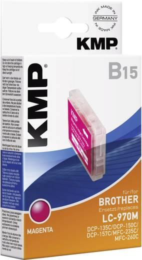 KMP Tintenpatrone B15 Magenta 1060,0006