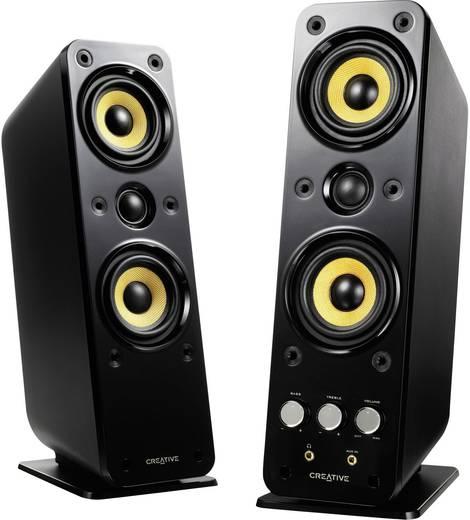 Creative GIGAWORKS T40 II 2.0 PC-Lautsprecher Kabelgebunden 32 W Schwarz
