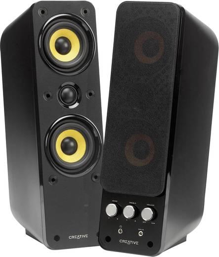 2.0 PC-Lautsprecher Kabelgebunden Creative Labs GIGAWORKS T40 II 32 W Schwarz