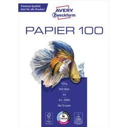 Papír do inkoustové tiskárny Avery-Zweckform 2566 A4 500 listů vysoce bílá