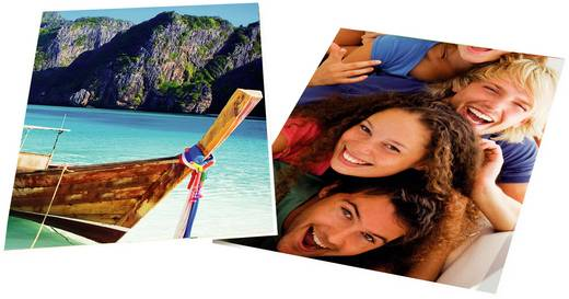 Fotopapier Avery-Zweckform Superior Photo Paper Inkjet BIG PACK C2549-100 10 x 15 cm 200 g/m² 100 Blatt Hochglänzend