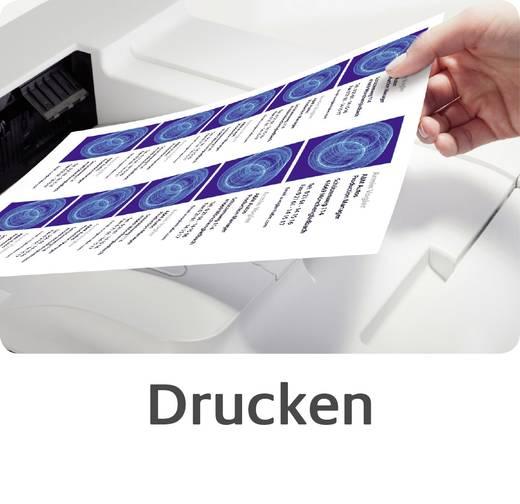 Bedruckbare Visitenkarten, microperforiert Avery-Zweckform C32010-25 85 x 54 mm 185 g/m² Weiß 250 St.