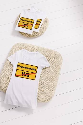 Tintenstrahl Textilfolie Avery-Zweckform MD1006 MD1006 DIN A4 für helle Textilien, Optimiert für Tintenstrahl 24 Blatt