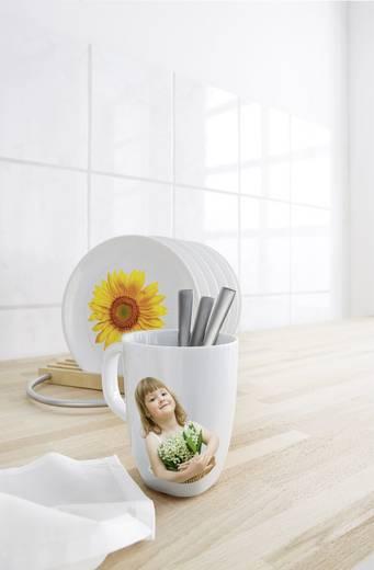 Tintenstrahl Keramikfolie Avery-Zweckform My Design Keramik-Dekofolien MD3003 DIN A4 für Geschirr und Dekoartikel, Optim