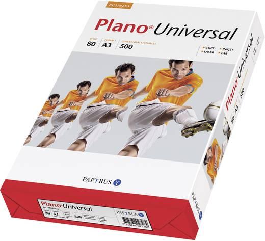 Universal Druckerpapier Papyrus Plano Universal 88026736 DIN A3 500 Blatt Weiß