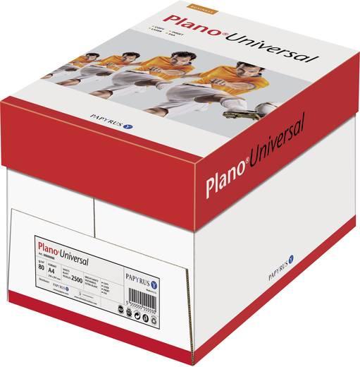 Universal Druckerpapier Papyrus Plano Universal 88026738 DIN A4 2500 Blatt Weiß