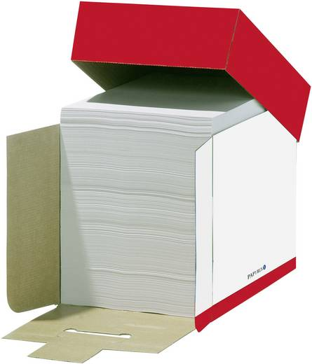 Universal Druckerpapier Papyrus Plano Universal 88026738 DIN A4 80 g/m² 2500 Blatt Weiß