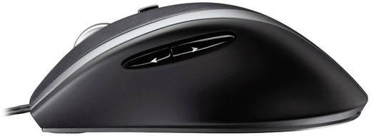 USB-Maus Laser Logitech M500 Refresh Schwarz