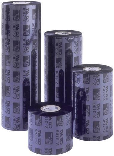 Zebra Thermo-Transfer-Rolle Etikettendrucker Original Schwarz 12 Rolle(n) 02300GS11007 02300GS11007