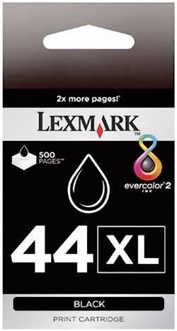 Náplň do tlačiarne Lexmark 44XL 18Y0144E, čierna