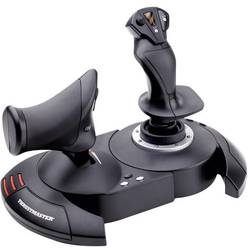 Thrustmaster T-Flight Hotas X joystick k leteckému simulátore USB PC, PlayStation 3 čierna