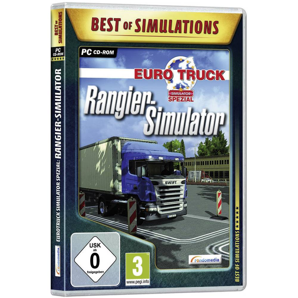 euro truck spezial lkw rangier simulator usk 0 pc spiel. Black Bedroom Furniture Sets. Home Design Ideas