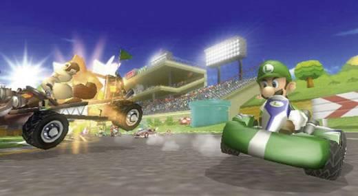"Nintendo Wii Spielekonsole ""Mario Kart Pack"" in weiss"