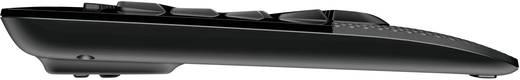 Funk-Tastatur,- Maus-Set Microsoft Wireless Desktop 2000 Schwarz