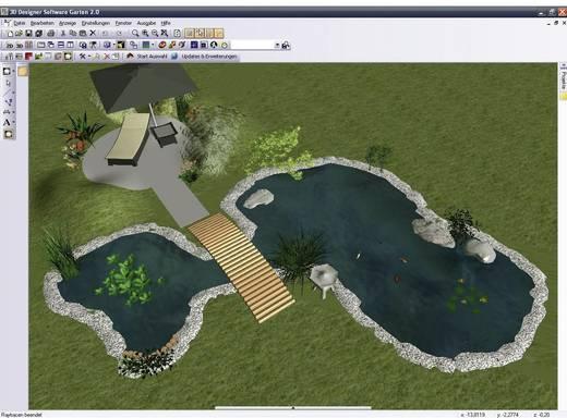DTP Digital Taintment Pool 3D Designersoftware Garten 2.0 ...