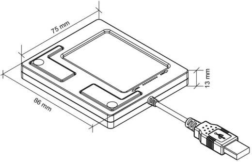 Perixx Peripad-501 II Touchpad Schwarz