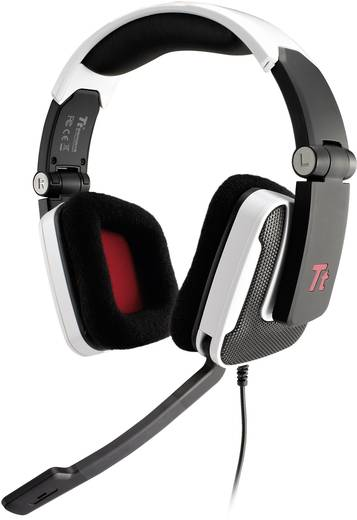 Tt esports Shock Gaming Headset Weiß