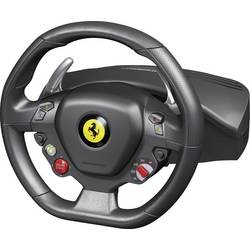 Thrustmaster Ferrari 458 Italia Racing Wheel volant USB PC, Xbox 360 čierna vr. pedálov