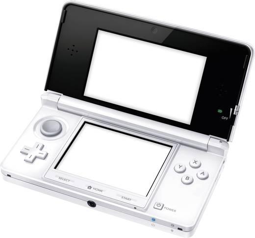 Nintendo 3DS Spielekonsole Schneeweiß inkl. Super Mario™ 3D Land