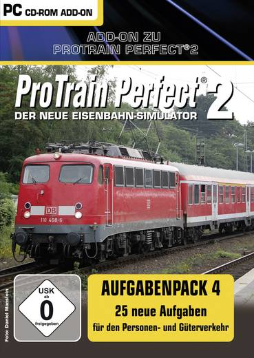 ProTrain Perfect 2 Aufgabenpack 4