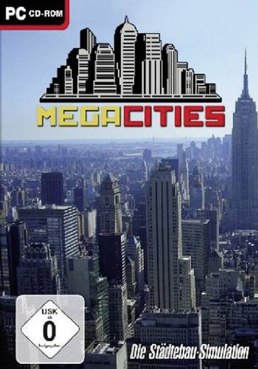Mega Cities PC USK: 0