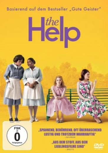 DVD The Help FSK: 0