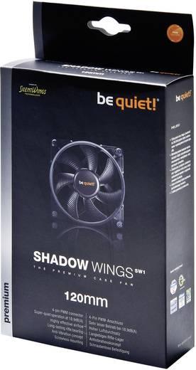 PC-Gehäuse-Lüfter BeQuiet Shadow Wings 120 mm Schwarz (B x H x T) 120 x 120 x 25 mm