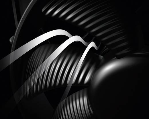 PC-Gehäuse-Lüfter BeQuiet Shadow Wings 120 mm (B x H x T) 120 x 120 x 25 mm