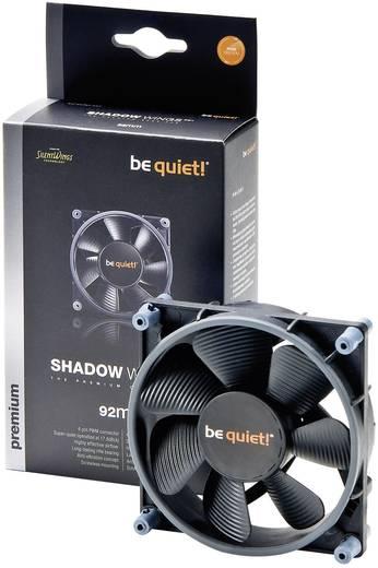 PC-Gehäuse-Lüfter BeQuiet Shadow Wings 92 mm Schwarz (B x H x T) 92 x 92 x 25 mm