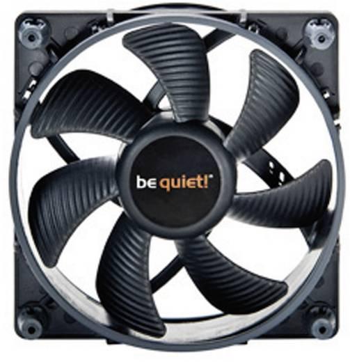 BeQuiet Shadow Wings Low-Speed PC-Gehäuse-Lüfter Schwarz (B x H x T) 120 x 120 x 25 mm