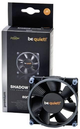 PC-Gehäuse-Lüfter BeQuiet Shadow Wings SW1 80 mm Low-Speed (B x H x T) 80 x 80 x 25 mm