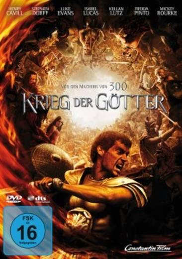DVD Krieg der Götter FSK: 16