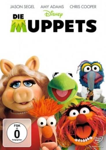 DVD Die Muppets FSK: 0